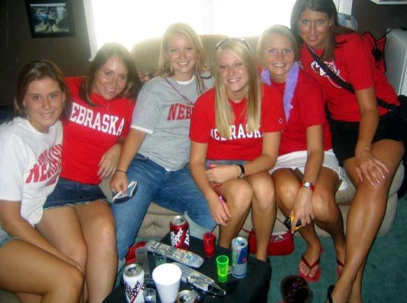sexy nebraska girls