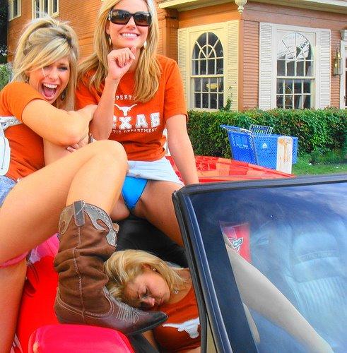 girls of texas nude